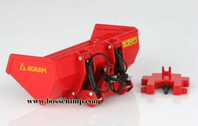 1/32 Agram Beene 3 point Hydraulic Bucket