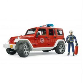 1/16 Jeep Wrangler Unlimited Rubicon Fire