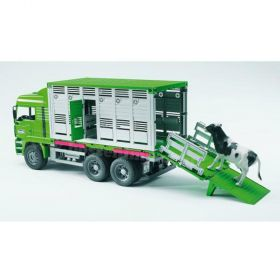 1/16 MAN TGA Truck w/Interchangeable Cattle Container