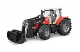 1/16 Massey Ferguson 7624 MFD with loader