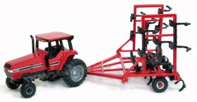 1/64 Case IH 7130 with Field Cultivator Promotional Set