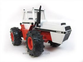 1/35 Case 4890 4WD red rims