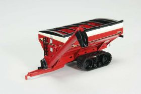 1/64 Killbros Grain Cart 1111 on track red