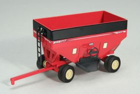1/64 Brent Wagon Gravity 644 with duals red