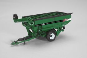 1/64 J&M Grain Cart 1112 with Dual Wheels green