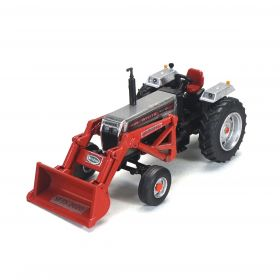 1/64 White 2-88 2WD with loader '20 Summer Show