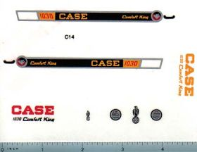Decal 1/16 Case 1030 Set