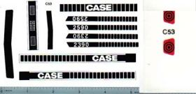 Decal 1/16 Case 2390 or 2590 Set
