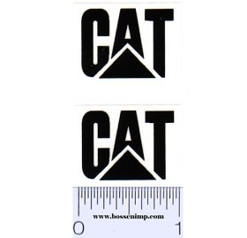 Decal CAT Logo (Pair)