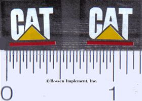 Decal CAT Logo
