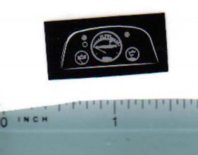 Decal 1/16 John Deere 10 Seires Dash Pannel