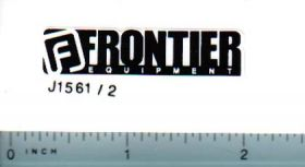 Decal 1/16 John Deere Frontier Equipment (large)