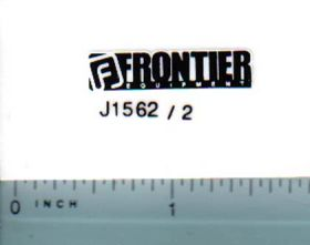 Decal 1/16 John Deere Frontier Equipment (medium)