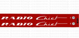 Decal Radio Flyer Radio Chief version 1
