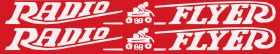 Decal Radio Flyer 89 Wagon