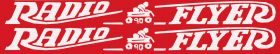 Decal Radio Flyer 90 Wagon