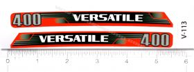 Decal 1/16 Versatile 400 Side Panels