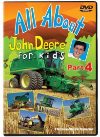 DVD John Deere All About John Deere for Kids  Part 4