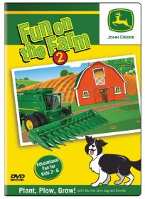 DVD John Deere Fun on the Farm Part 2