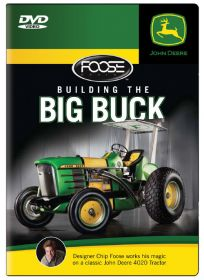 DVD John Deere Building the Big Buck, Foose