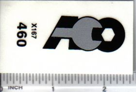 Decal 1/16 ACO