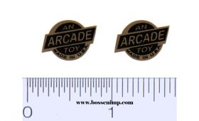 Decal Arcade Logo (Pair)