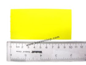 Decal Yellow Stripe (32) 1/32in. by 4 inches