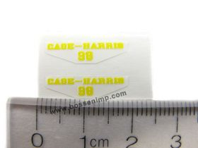 Decal 1/32 Case-Harris 98 Yellow (Pair)