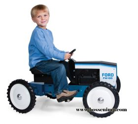 Ford FW-60 4WD Pedal Tractor