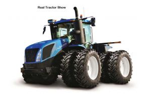 1/64 New Holland T9.645 4WD