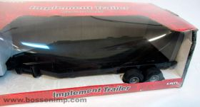 1/16 Implement Trailer black