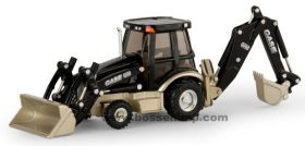 1/50 Case Backhoe/Loader 580 Super N WT Dodge Laramie Longhorn Edition