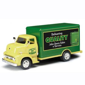 1/25 Ford Delivery Truck 1953 Bank John Deere #115