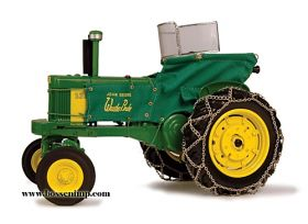 1/16 John Deere 530 WF with Heat Houser & Chains 50th Anniversary