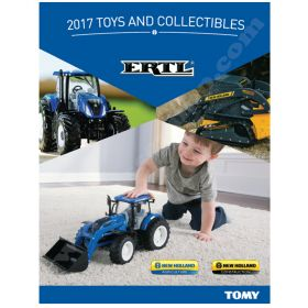 New Holland 2017 Ertl Large Catalog