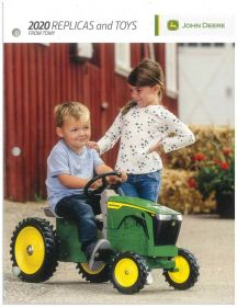 John Deere 2020 Ertl Small Catalog