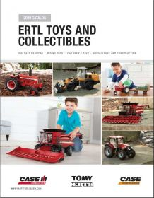 Case IH 2019 Ertl Large Catalog