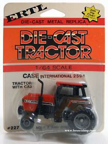 1/64 Case IH 2594 2WD on diecat card
