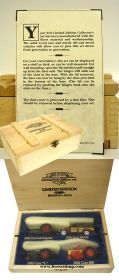 1/43 Midstates 1989 Colector set in  Wooden Box
