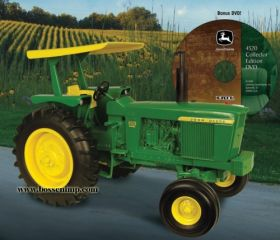 1/16 John Deere 4520 with canopy & DVD 40th Anniversary Edition