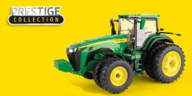 1/16 John Deere 8R 410 MFD Front and Rear Duals