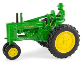 1/32 John Deere A NF Styled with Man Ertl 75th Anniversary Edition