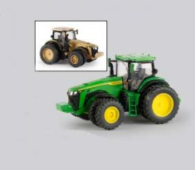 1/64 John Deere 8R 370 MFD with Front and Rear Duals '20 Farm Progress Show Edition
