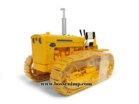 1/16 International Crawler TD-340 No blade yellow '95 NTTC