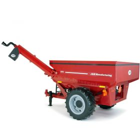 1/16 Big Farm J & M Grain Cart 875 red