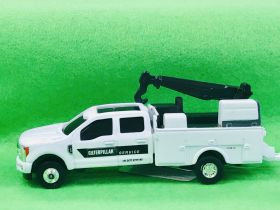 1/64 Ford F-350 Service Truck Caterpillar Service