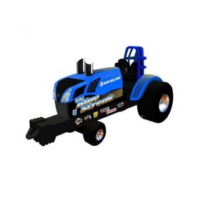 1/64 New Holland Blue Streak Puller Tractor