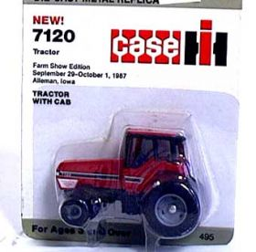 1/64 Case IH 7120 2WD '87 Farm Progress