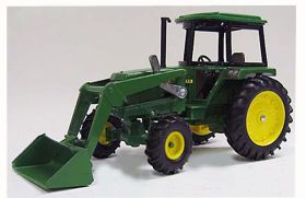1/16 John Deere 50 Series MFD utility with cab & loader