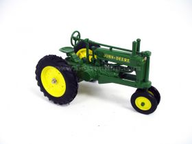 1/16 John Deere A NF unstyled on rubber